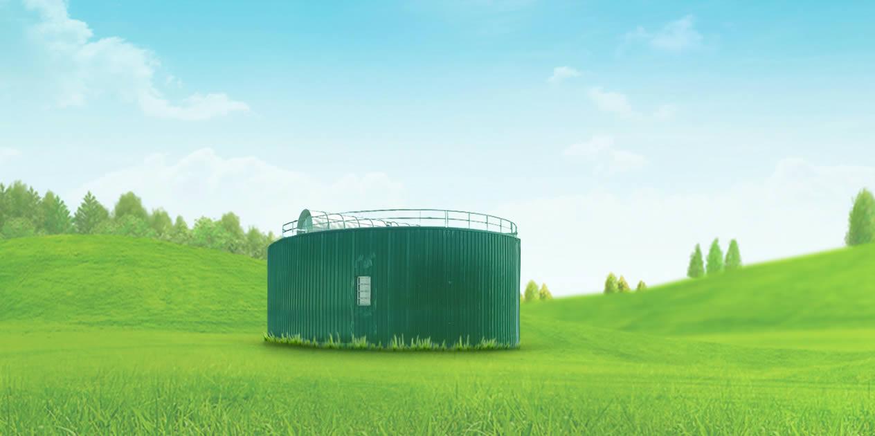 golen biogas